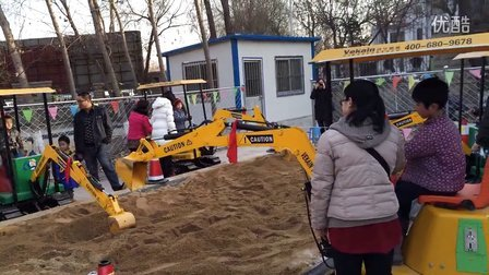 儿童挖土机 儿童挖掘机 国际品质 值得信赖--济宁微装