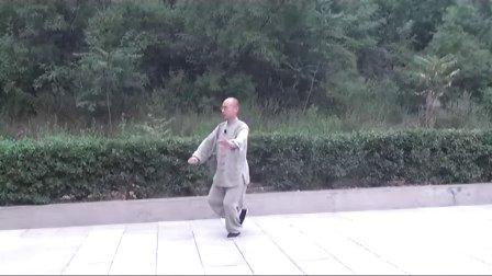 2012年精品 正宗杨氏太极拳85式教学(精讲四) 永年李占英
