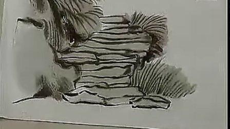 山水画技法写生与创作01 全套原版QQ896730850 自学视频教程下载