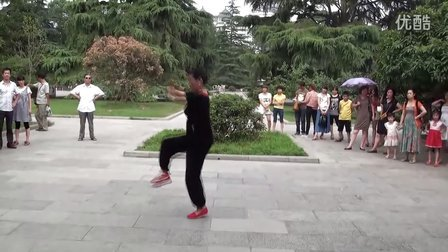西北商贸民族舞:沂蒙颂