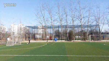 权岐度的足球世界 Parachute Training 1
