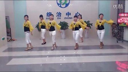 动起来广场舞《噢姑娘》