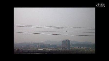 蛇口线212车行走环中线 塘朗-长岭陂 视频