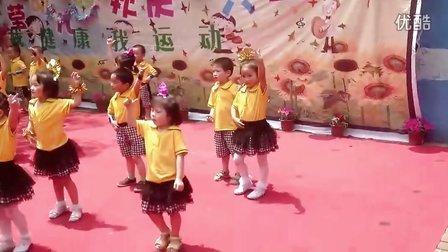周梅表演舞蹈《最炫民族风》