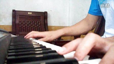电子琴《二泉吟》