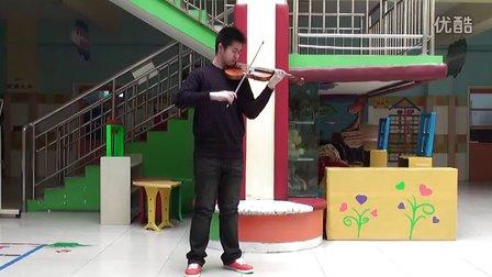 全世界速度最快小提琴家 梁爽创每秒奏14个音符新纪录 辛丁A小调组曲
