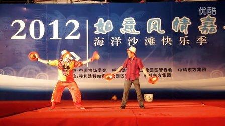 北京杂技小丑  北京杂技表演   北京杂技团
