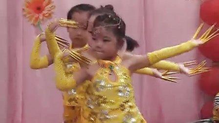 喜洋洋幼儿园《千手观音》邢永仙指导