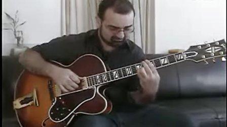 Skylark fingerstyle jazz guitar