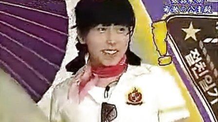 Super Junior男扮女装跳GEE