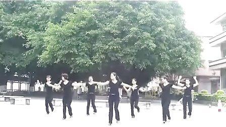 李开心广场舞泉水叮咚响_标清
