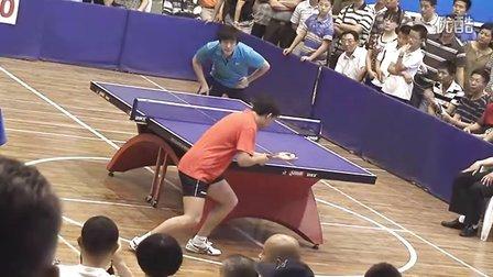 皖江城市带铜陵站乒乓球比赛视频