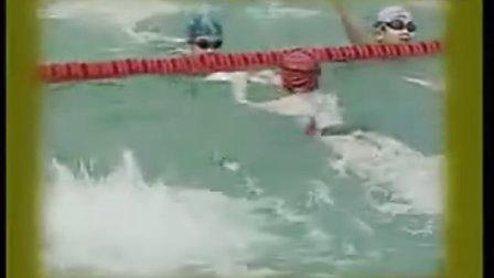央视跟我游 爬泳