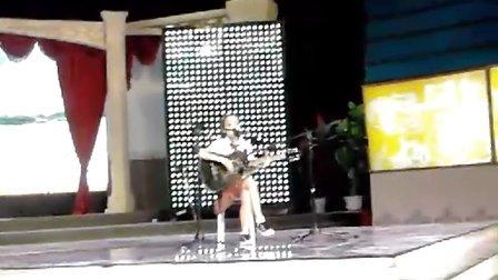 少儿才艺大赛半决赛—吉他弹唱《老男孩》