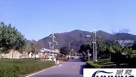 超清污水处理厂风光互补路灯,风光互补道路路灯