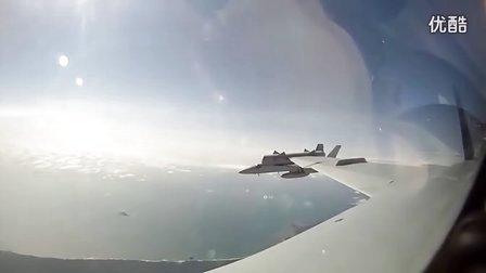 【C.V.P】开着F18大黄蜂战斗机去兜风