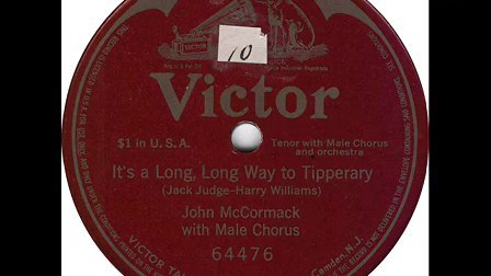 John McCormack - It's A Long Way To Tipperary