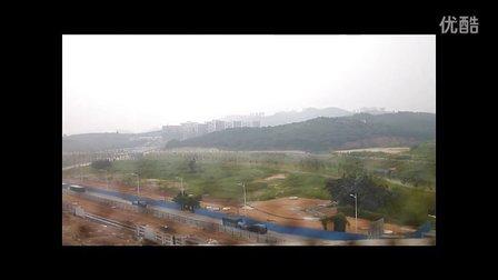 环中线国产牵引车528车行走长岭陂-塘朗视频