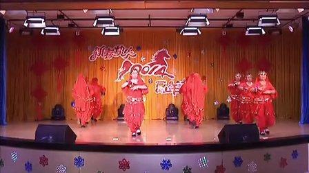 8510农场2014年新春联欢会印度舞