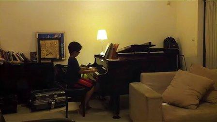 未来音乐家-2  克拉魔练习曲  Ethan 邱一森 上音钢琴第七 愤怒的小鸟 angery Bi级