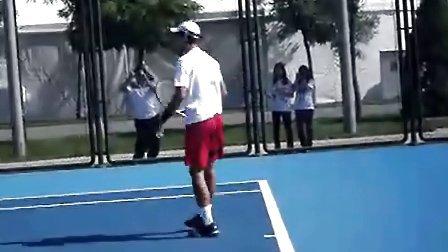 小德中网训练