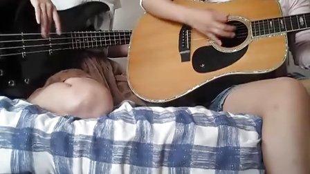 YUI cover Namidairo band litelchicken30