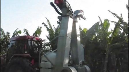 香蕉喷药机