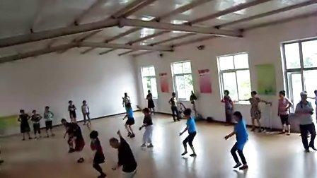 DSCN0137同兴镇党员活动站老体协举办健身舞培训班3
