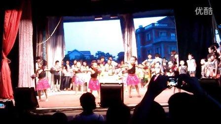 龙海市育苗幼儿园表演