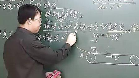 第8讲 摩擦力及受力分析(下) 宋晓磊 高中物理必修一