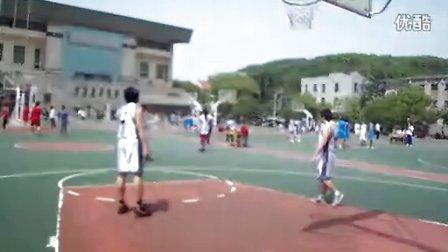 毕业季篮球赛