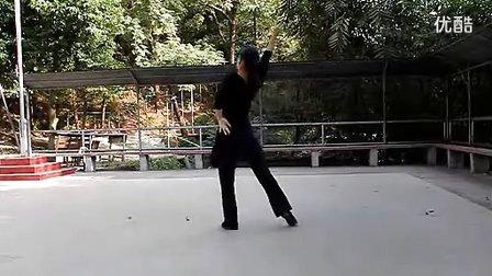 舞蹈女儿情(反面)