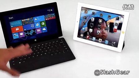 Surface RT VS The New iPad 1