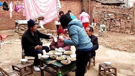 陕西丹凤人的春节