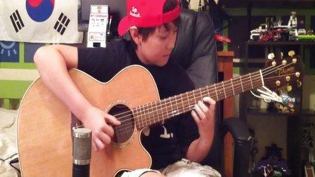 Taylor Swift - Begin Again - Fingerstyle Guitar