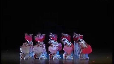西安单位年会公司元旦晚会民舞古典舞梦里寻她千百度 舞蹈曹老师