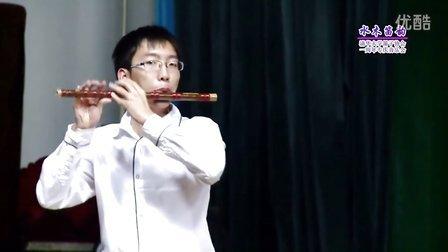 笛协一周年音乐会《单簧管波尔卡》口琴协会助演