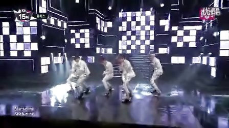 【UKISS】She's Mine (131107 Mcountdown) 高清