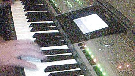 走天涯-电子琴