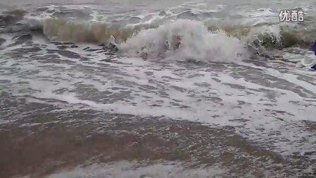 海南玉带滩