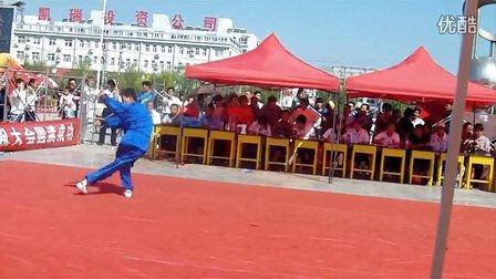 陈培吉青龙拳