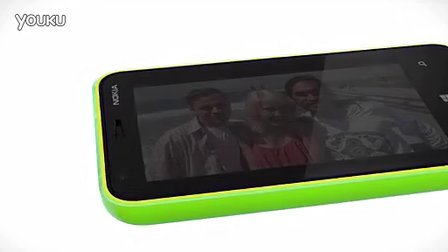 Nokia Lumia 620惊艳亮相