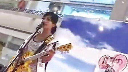 美女电吉他自弹自唱《真的爱你》