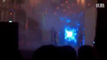 西安公司单位年会元旦演出 超震撼开场舞LED光影互动 舞蹈曹老师