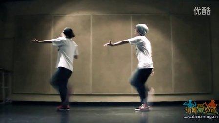 自由hiphop和传统hiphop街舞 自由街舞