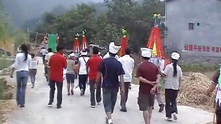 陕西丹凤县保定村(舅舅)辞世纪念2010.6.23