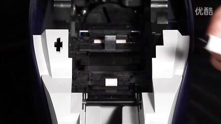 Zebra zxp3 安装单张进卡装置(中文讲解)