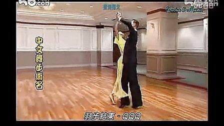 米尔科新舞步《狐步高級套路-1》中文名称