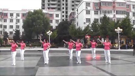 镇平县电力广场集体舞 《曼陀铃》