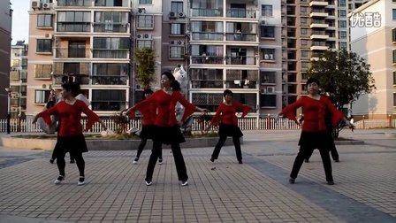罗家村山庄广场舞